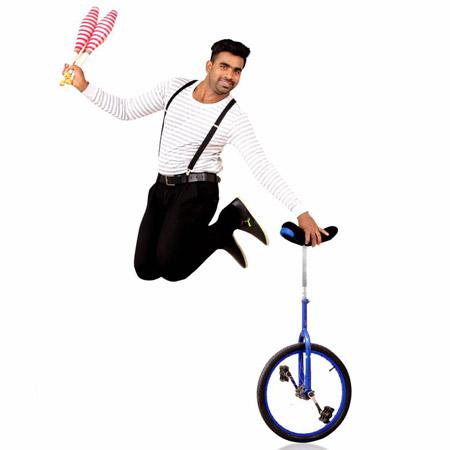 Thrill Veera - Juggler