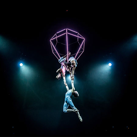 Flying Led Diamant