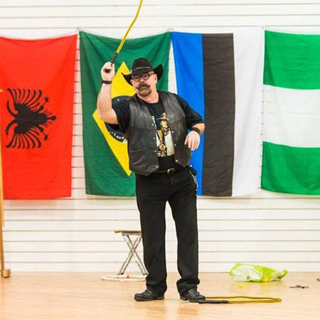 Pecan Pete - Wild West Show
