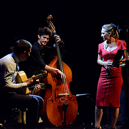 Marion & The Swingsons - French Gypsy Jazz