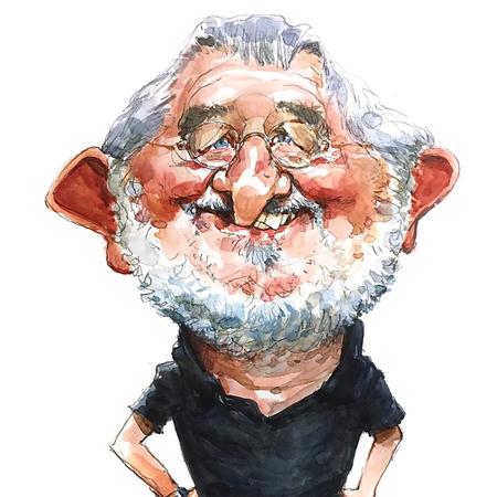 Jan Op De Beeck Karikaturist