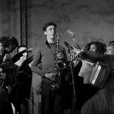 Robin Porter - Saxophonist