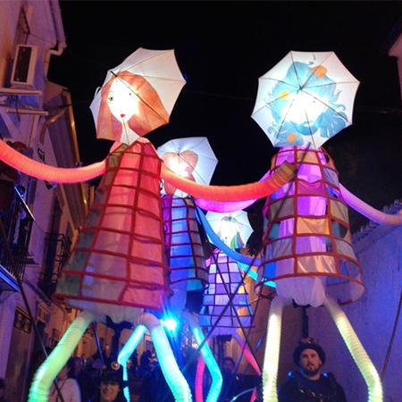 Yera Teatro - Lumen (Giants of Light)