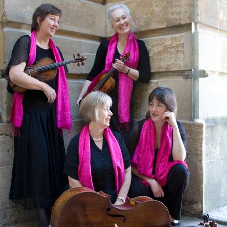 D'Aranyi String Quartet
