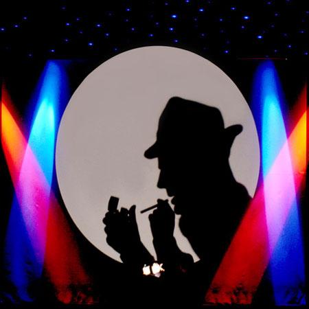 Carlo Truzzi Shadow Show