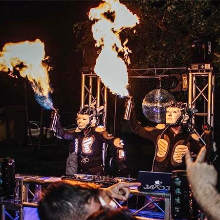 JAX DJ S.A.S - DJs