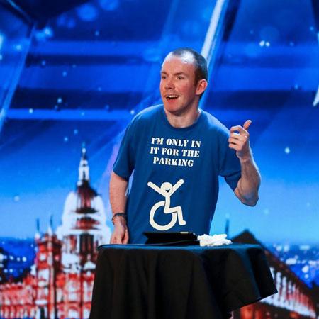 Lost Voice Guy - Lee Ridley Britain's Got Talent
