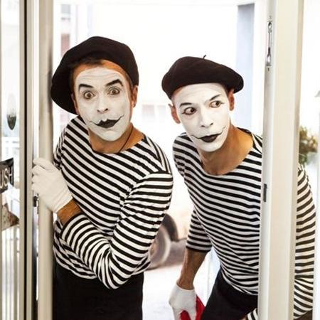 Electric Cabaret - Mime