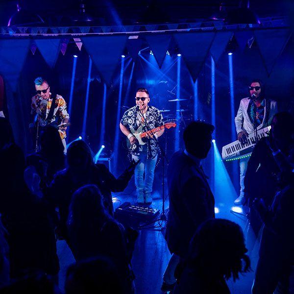 Miami Drive 80s Band