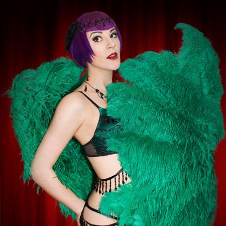 Burlesque — Greenfairy Productions