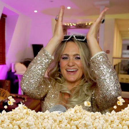 Chrissy Bray - Virtual Hollywood Movie Night
