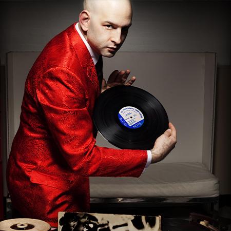 Jonathan Jacobs - The Vintage DJ