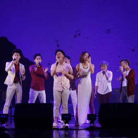 The Apex Project - A Cappella Group