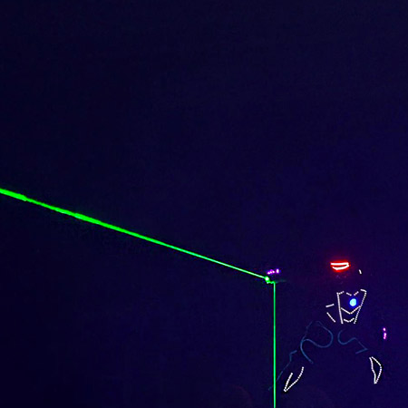 JC Yeo - Laser Man