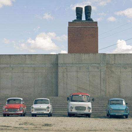 Rent-A-Trabant Budapest-Retro Tour