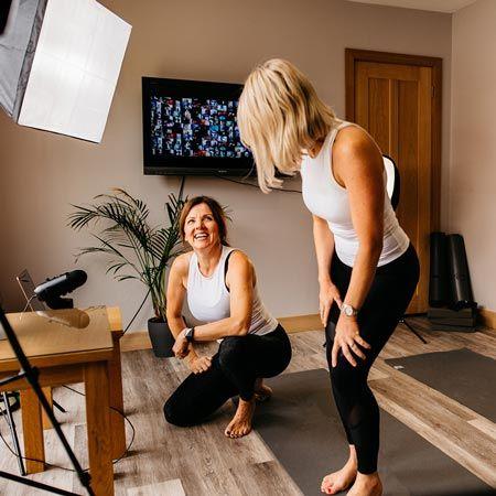 Team Yoga - Virtual