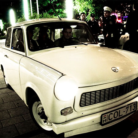 Rent-A-Trabant Budapest-Budapest by Night