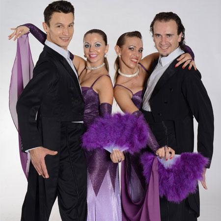 Top Event Shows - Waltz Dancers