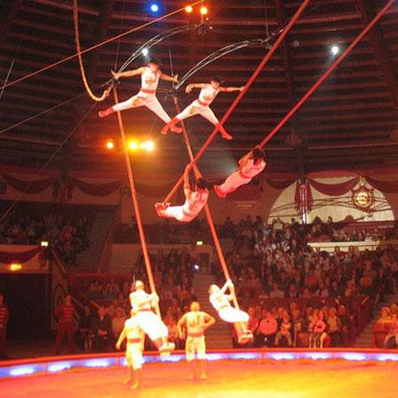 Qibu Culture - Flying Pole
