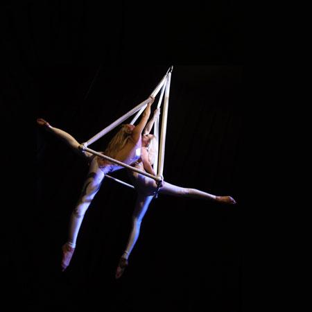 Hayden Productions - Duo Pyramid Act