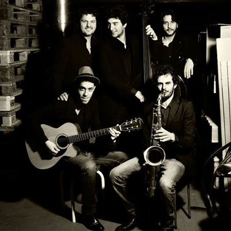 Bianculli Music - The Italian Gang