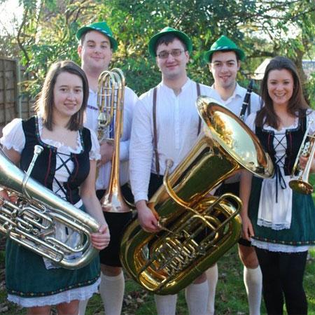 Brasswürst Bavarian Beer Band