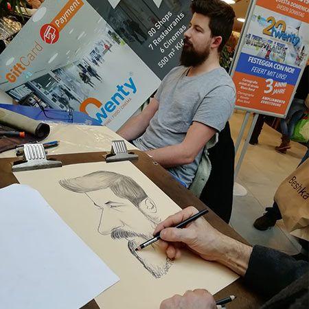 Ferruccio Biffarella - Caricaturist