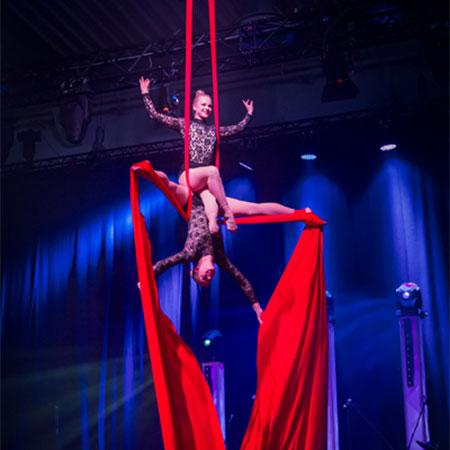 Svetlana Wottschel - Aerial Silks