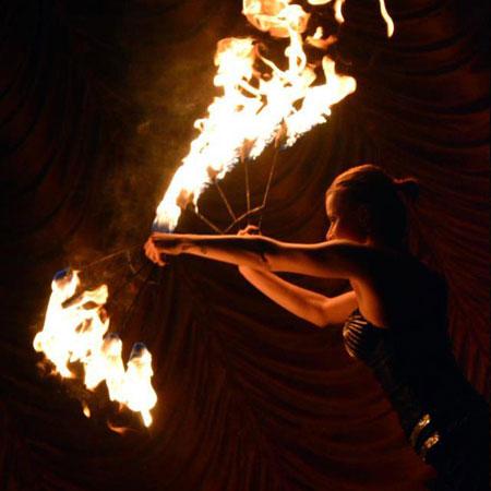 Anta Agni - Fire Show