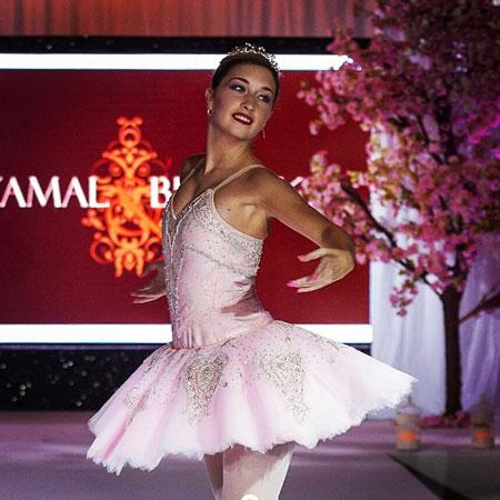 Sophie Adams Ballet Company - Sugar Plum Fairy and Prince