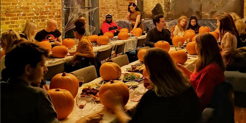Pumpkin Workshop For Warner Bros UK
