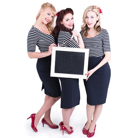 Beauty Shop Dolls - Vintage Vocal Trio