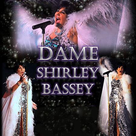 Paula Randell - Dame Shirley Bassey Tribute