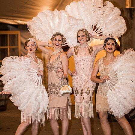 The Gatsby Girls - Virtual Pre-recorded Performance