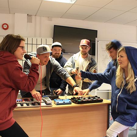 Bloxed Beats - Beatbox Workshops