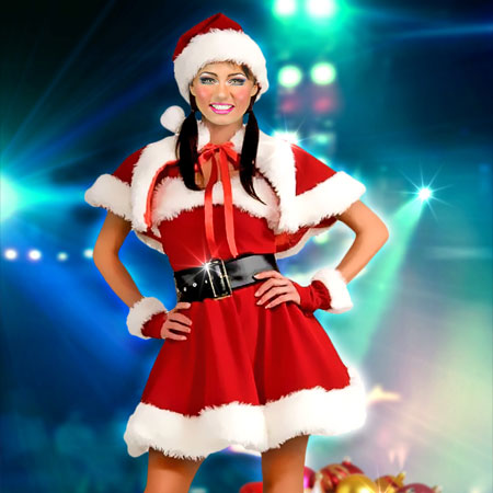 Diabolo Diva - Christmas Themed