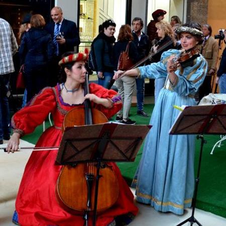Firenze Classica - Renaissance Italian Style Quartet