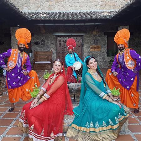 Bhangra Spain - Bhangra Dancers and workshops