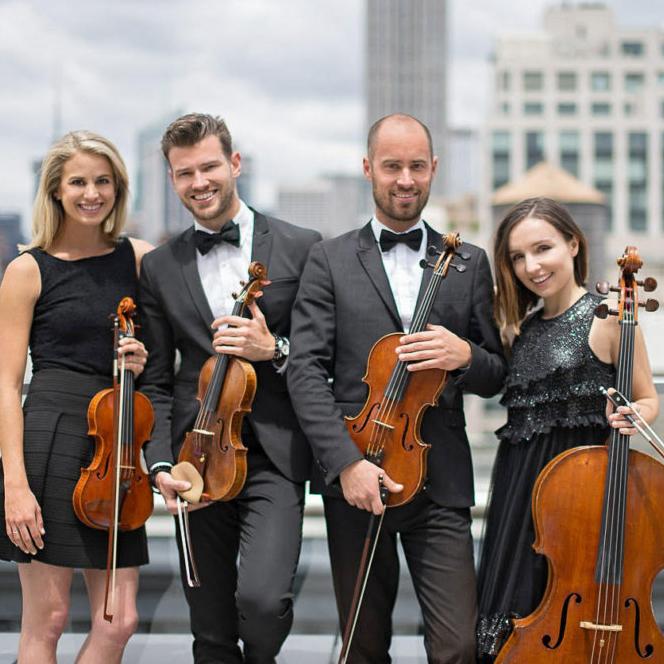 Charleston Virtuosi - Miami String Quartet