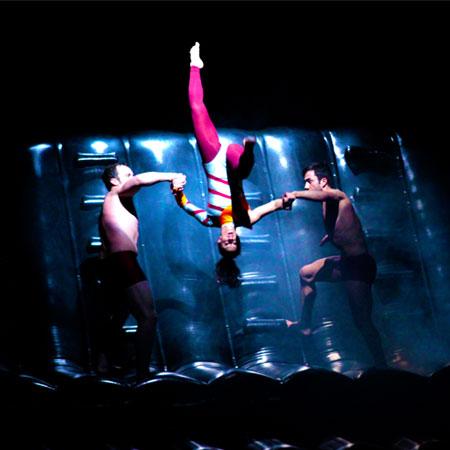 Evolution Dance Theatre - Mountian