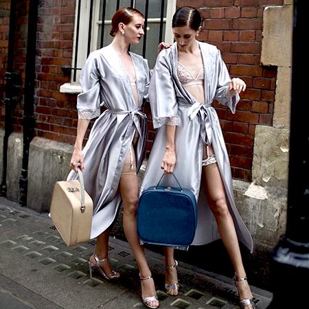 J'adore La Vie - Bespoke Burlesque Fashion Shows