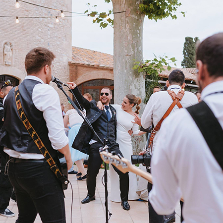 Ready to Rock - Wedding and Cover Band
