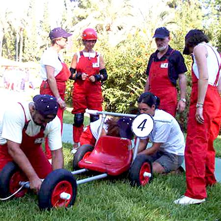 Dreams and Adventures - Formula Team