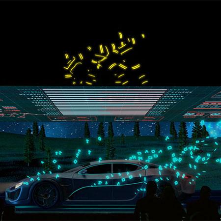 Motion Lab - Futuristic LED Show