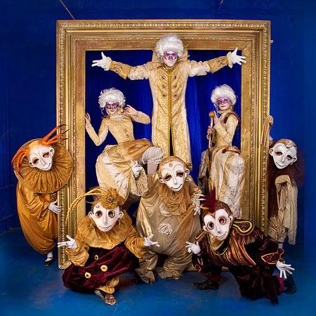 Mr Pejo's Wandering Dolls - Marzipan