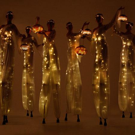 Divine Company - LED Lanterns