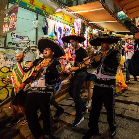 Mariachi Fiesta Hong Kong
