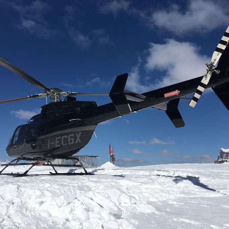 Helitaly - Rhaetian Alps: Majestic Heights, helicopter tour