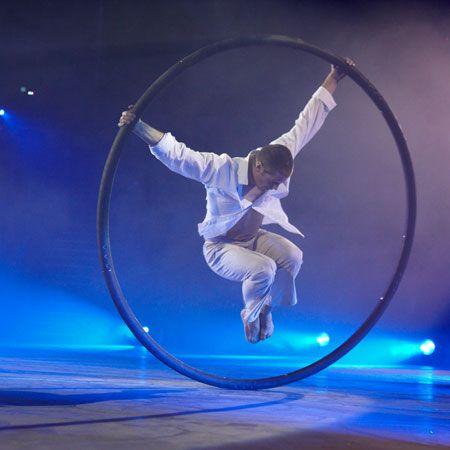 Circus Concepts - Cyr Wheel Act