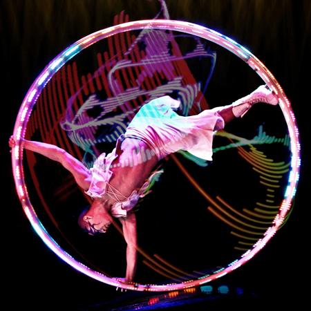 Omar Fuentes - Cyr Wheel